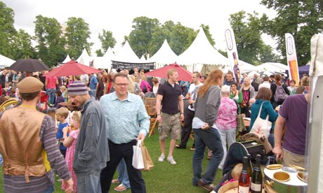 Cheltenham food drink festival cheltenham