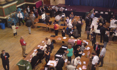 Leeds election count