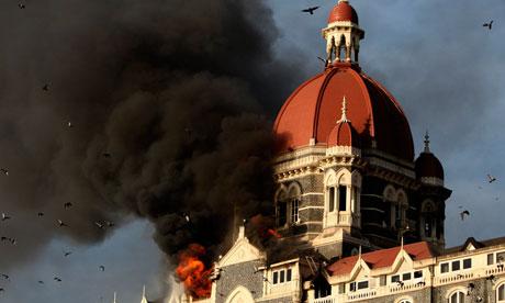 Mumbai's Taj Mahal hotel