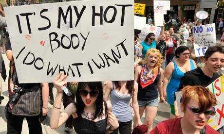More SlutWalk photos