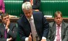 NHS Changes debate