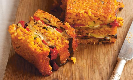 Risotto cake recipe | Life and style | theguardian.com