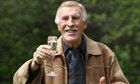 Bruce Forsyth receives knighthood
