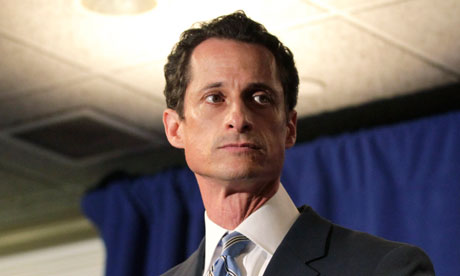 Image Result For Anthony Weiner Us News The Guardian