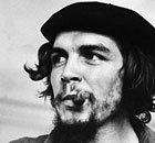 Che Guevara's 'betrayer' tells his side of the story after 40 years Ciro Bustos, who sketched Guevara's face for the Bolivian army, tries to kill myth he sold out the Argentinian revolutionary