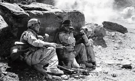 John D McHugh, Afghanistan