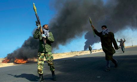 Lynsey Addario, Libya