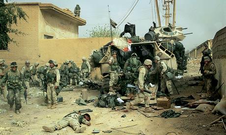 Gary Knight, Iraq