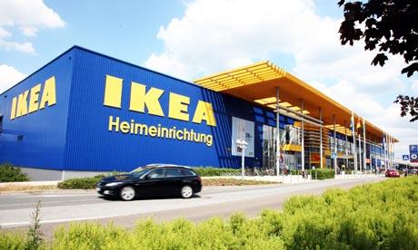 ikea bomber german police investigate latest cases world news the guardian. Black Bedroom Furniture Sets. Home Design Ideas