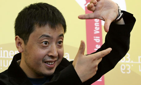 Director Jia Zhangke