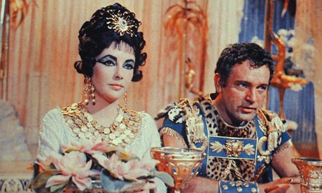 Cleopatra: loved by Julius Caesar and Mark Antony. Photograph: Allstar/Cinetext/20th Century Fox