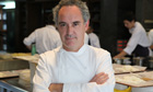 El Bulli&#39;s Ferran Adria