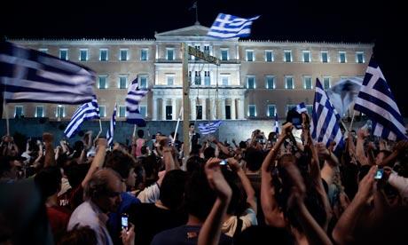 Athens parliament