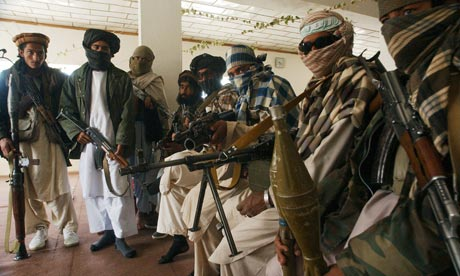 Taliban fighters 007 Afghanistan reality check