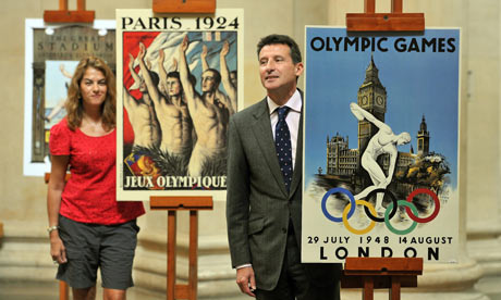 Olympic artwork