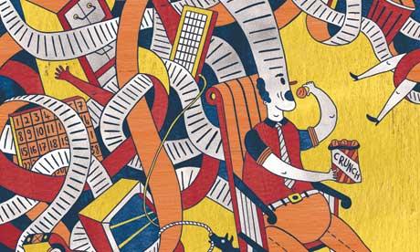 Oliver Burkeman on productivity