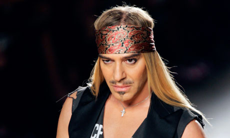 John Galliano Faces Racism Trial In Paris