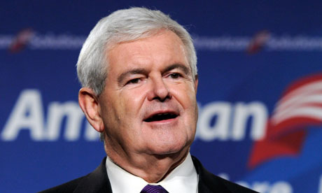 newt gingrich young. Newt Gingrich is the latest