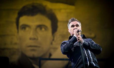 Glastonbury 2011: Morrissey 1