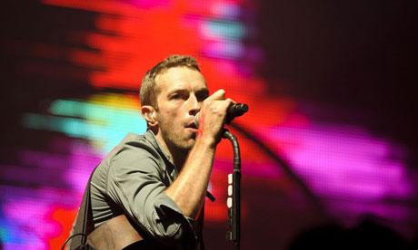 Glastonbury 2011: Coldplay 2
