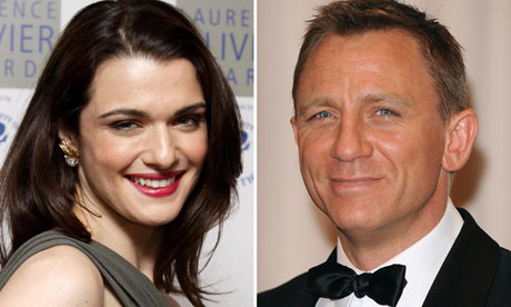 Marriage Bond: Rachel Weisz and Daniel Craig have wed