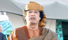 Muammar Gaddafi indicted on war crimes charges