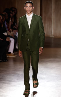 Givenchy Paris Fashion Week Menswear S/S 2012