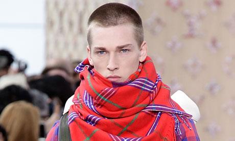 Louis Vuitton Paris Fashion Week Menswear S/S 2012