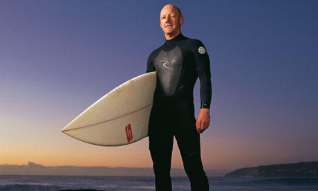 Malcolm Knox: surfer