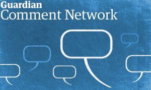 Guardian Comment Network logo