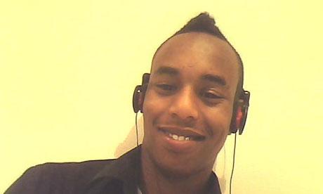 Mohamed Farah, who was shot in Milton Keynes