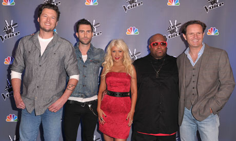the voice tv show judges. The Voice juding panel