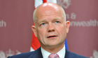 William Hague is in Benghazi to support the rebels