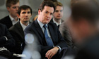 George Osborne at Treasury news conference 6/6/11