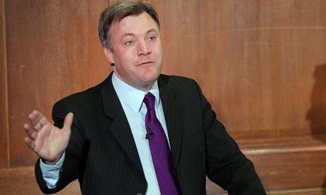 Shadow Chancellor Ed Balls asks for more time