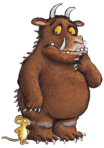 Gruffalo Pictures To Pin On Pinterest