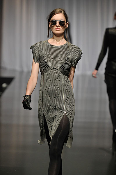 Graduate Fashion Week: George Gold Award designed by Rory Longdon