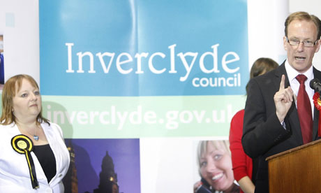 Inverclyde byelection