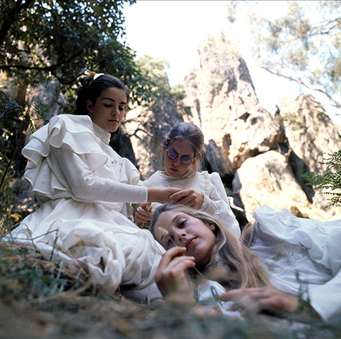 Literary picnics: Picnic At Hanging Rock