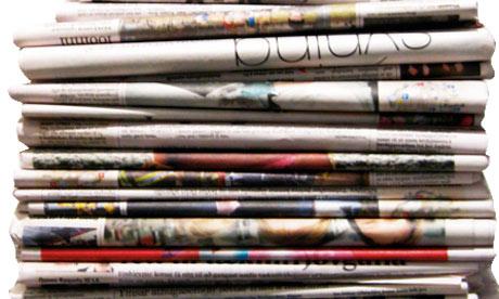 Ask Alys: Composting newspapers