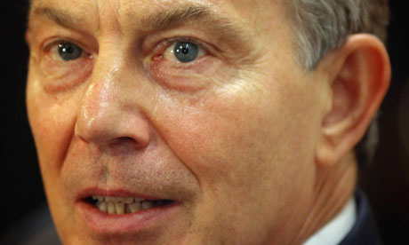 Tony Blair wrote that politics has become 'a conspiracy against rational decision-making'