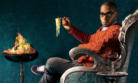 Love Music Love Food: Tine Tempah