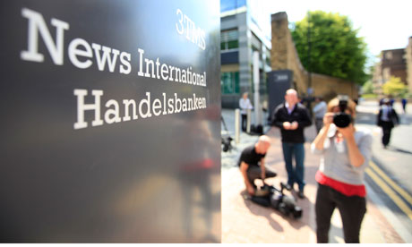 News International headquarters