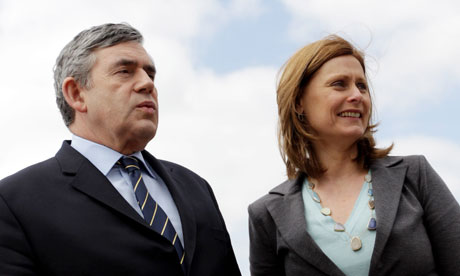 Gordon Brown: targeted by News International