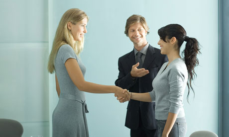 Internship and business