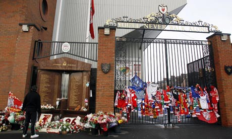 20th anniversary of Hillsborough disaster