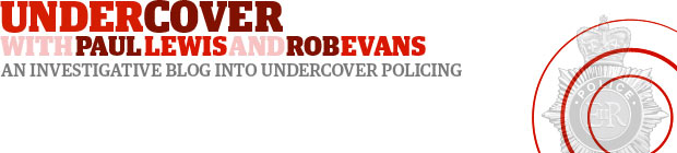 Undercover with Paul Lewis and Rob Evans – badge