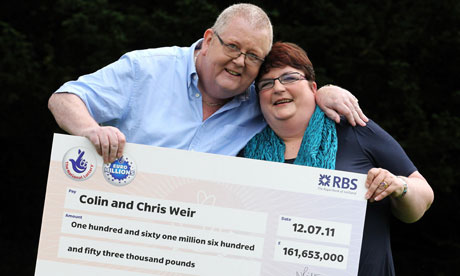 EuroMillions couple