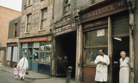The face of the East End in 1969