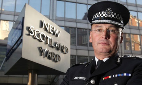Paul Stephenson took charge of Scotland Yard from the controversial Ian Blair